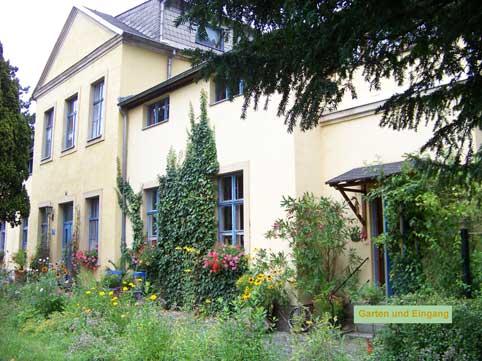 Haus Friedland in Pirna