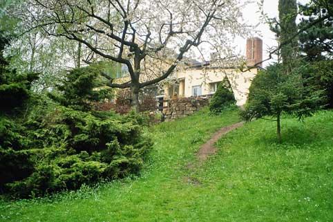 Haus Friedland Garten