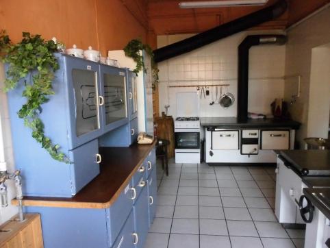 Selbstversorger - Küche Haus Friedland