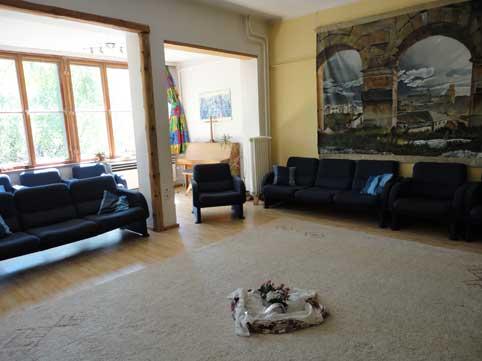 Saal Haus Friedland