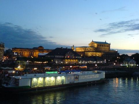 Dresden mit Semperoper