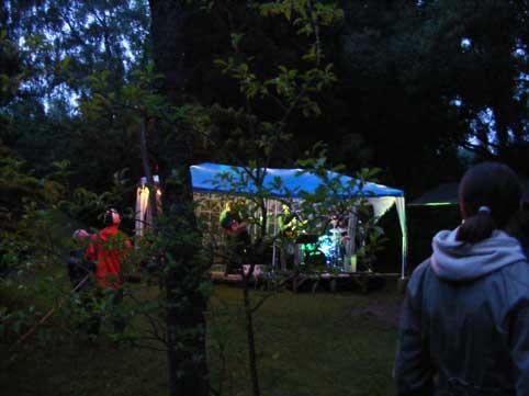 Gartenfeste in Haus Friedland