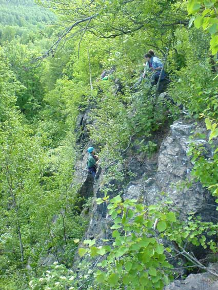 Klettertouren