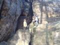 Klettersteige Rübezahlstiege